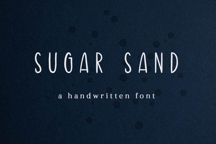 Sugar Sand example image 1