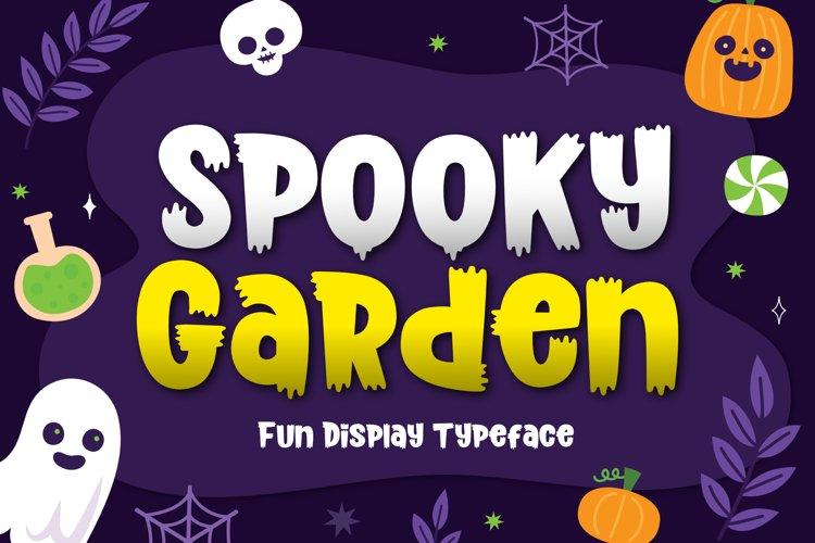 Spooky Garden example image 1