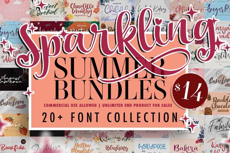 Sparkling Summer Bundles example image 1