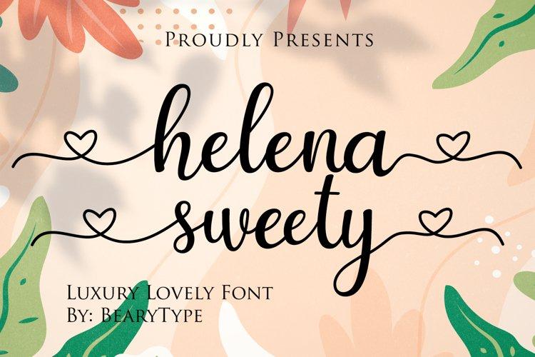 Helena Sweety example image 1