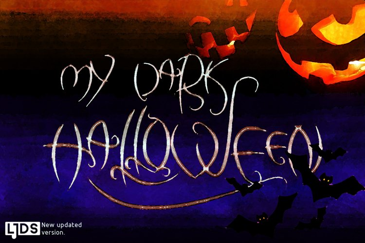 My Dark Halloween example image 1