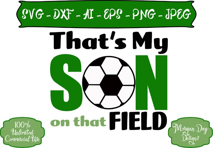 Soccer Mom SVG example image 1