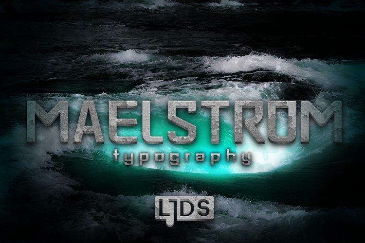 MAELSTROM example image 1