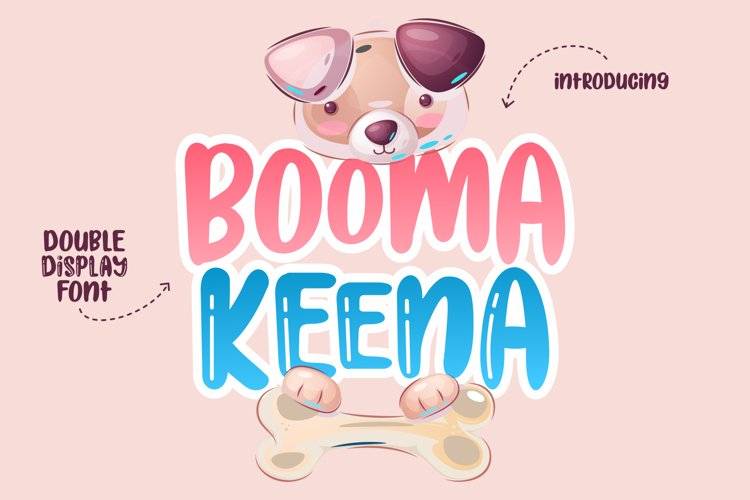 Booma Keena | Double Display example image 1