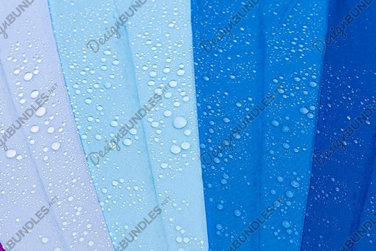 drops on the umbrella example image 1