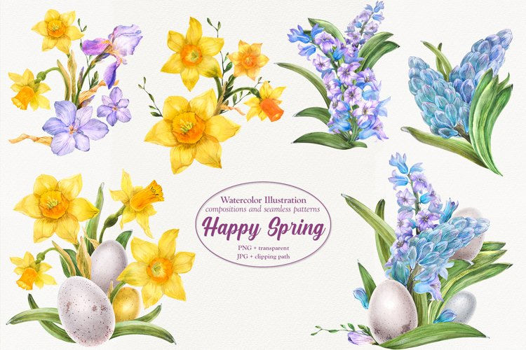 Happy Spring example image 1