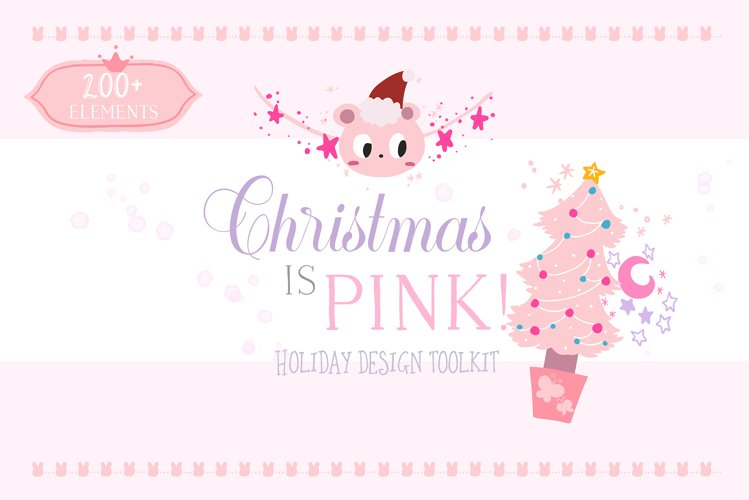 Christmas is Pink! Holiday Toolkit example image 1