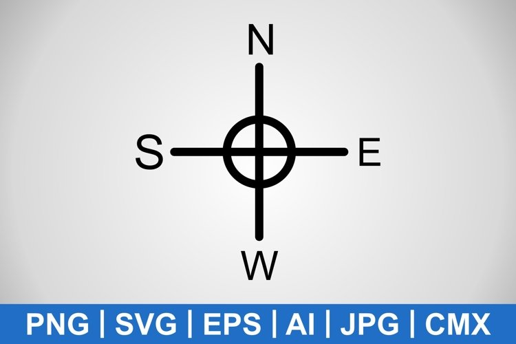 Vector Direction Icon example image 1