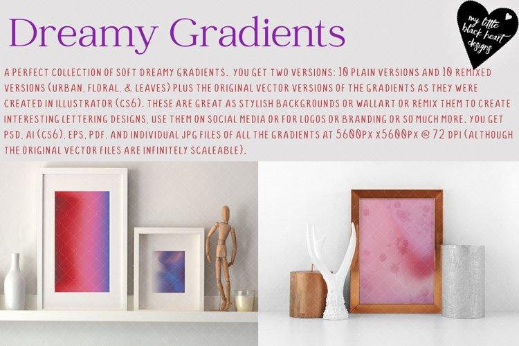 Dreamy Gradients