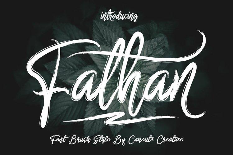 Fathan