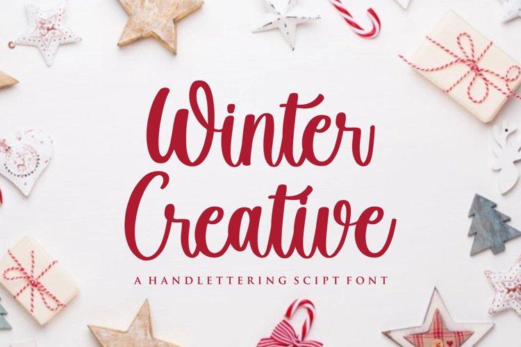 Winter Creative example image 1