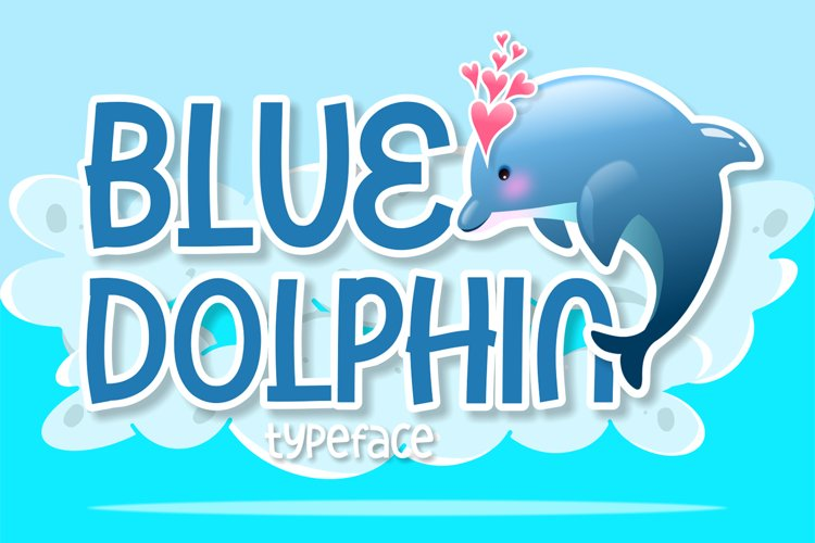 Blue Dolphin example image 1
