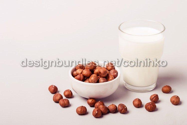 Vegan non diary milk example image 1