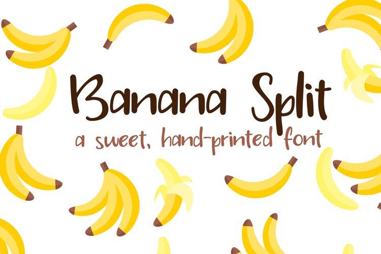 PN Banana Split example image 1