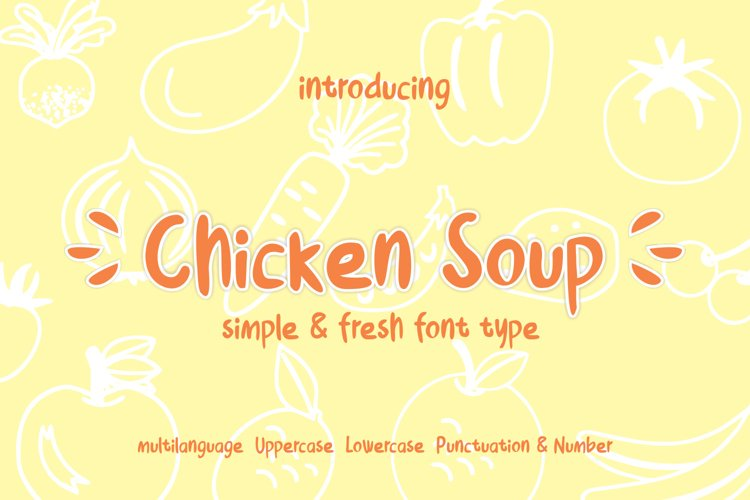 Chicken Soup example image 1