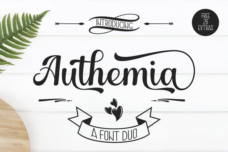 Authemia example image 1