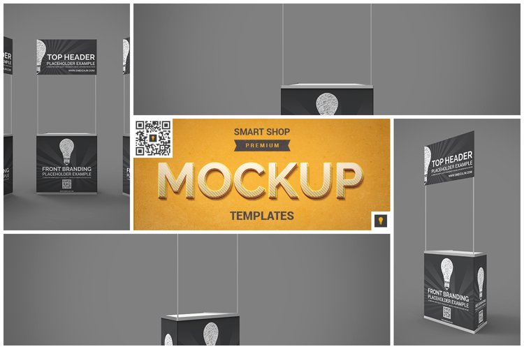 Promo Counter Mockup example image 1