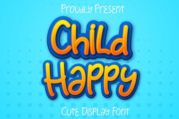 Child Happy example image 1