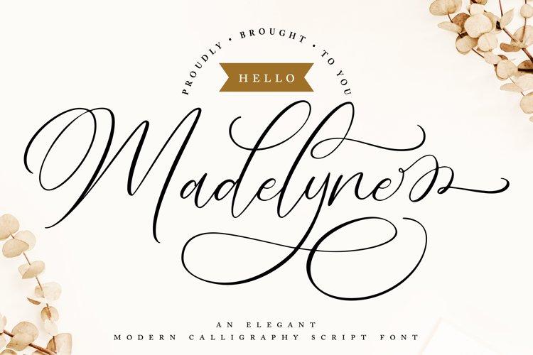 Hello Madelyne example image 1