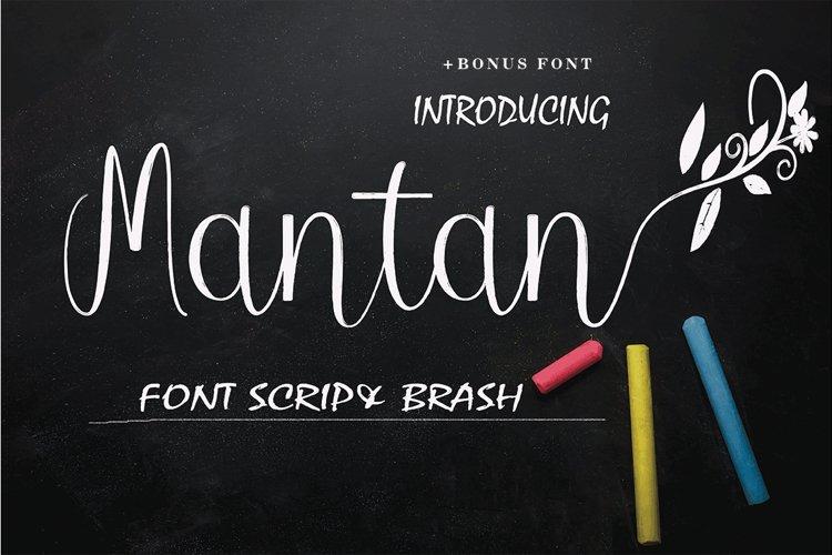 Mantan example image 1
