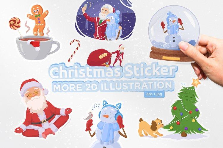 Christmas Sticker Pack