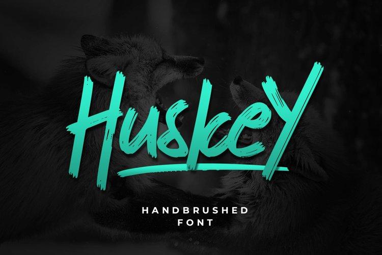Huskey example image 1