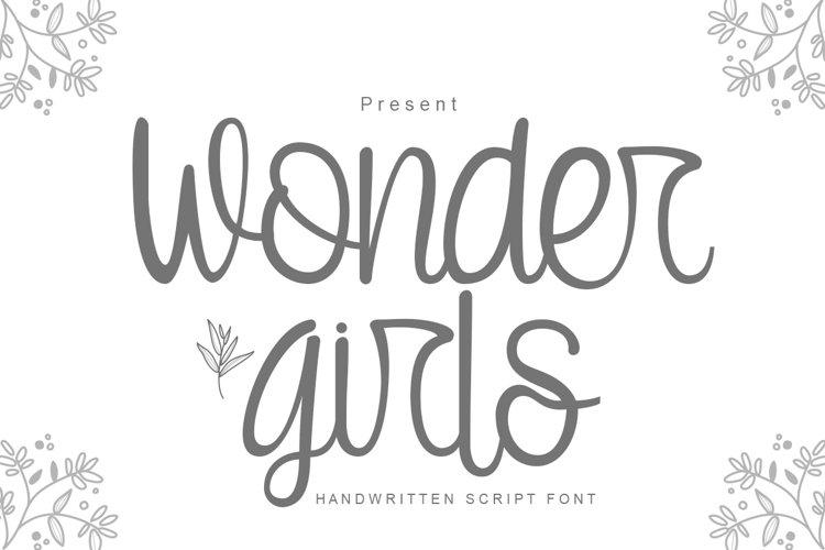 Wonder Girls example image 1