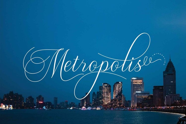 Metropolis example image 1