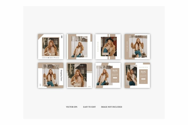 fashion post template example image 1