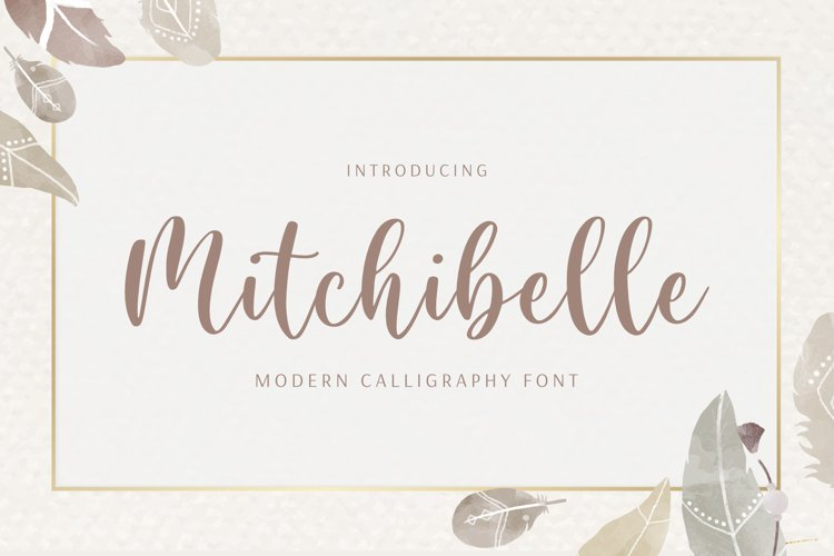 Mitchibelle example image 1