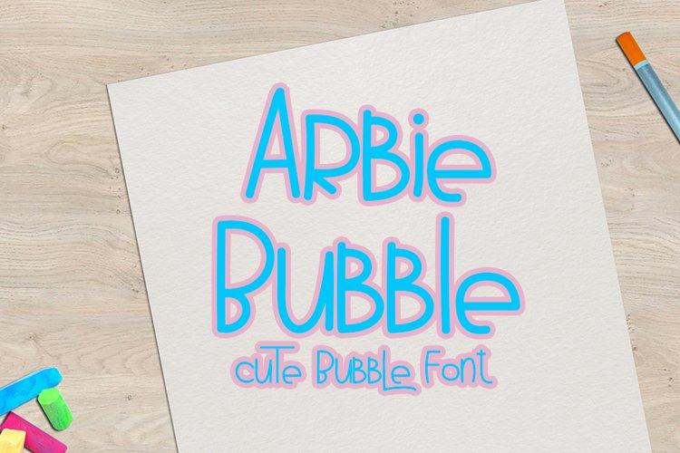Arbie Bubble example image 1