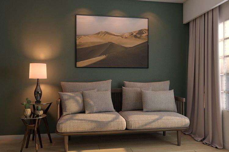 Living Room Scenes MockUp example image 1