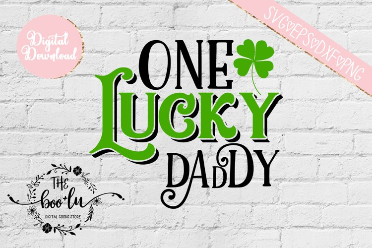 One Lucky Daddy