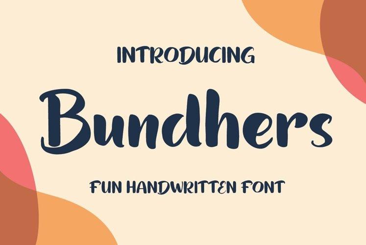 Bundhers example image 1