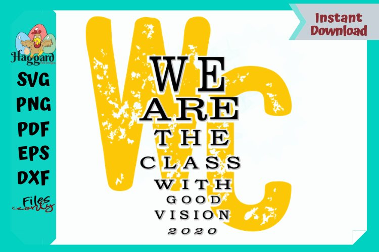 WC Class of 2020 example image 1