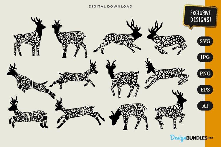 Deer Ornaments example image 1