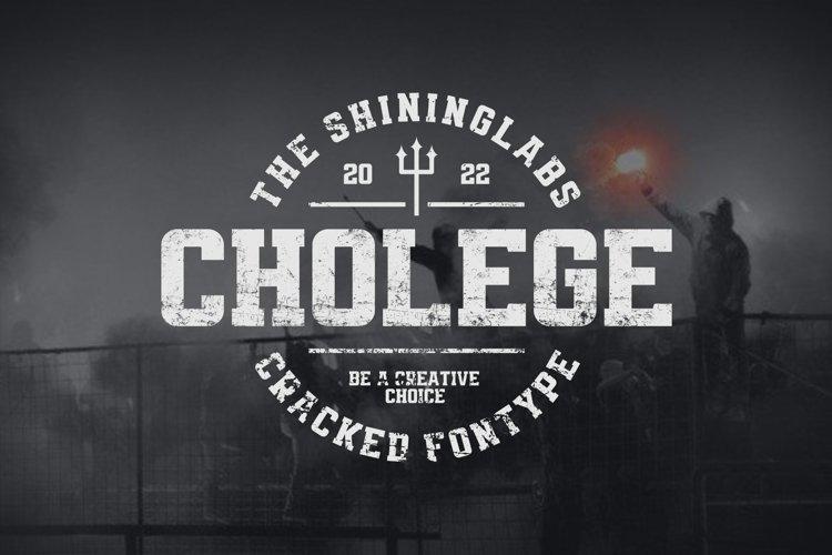 Cholege example image 1