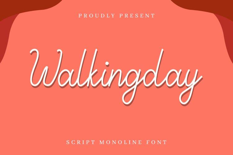 Walkingday example image 1