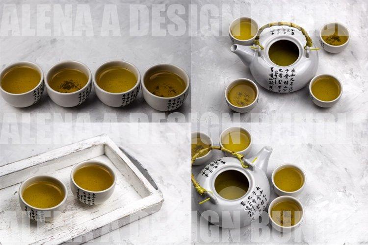 Chinese tea ceremony 4 photos