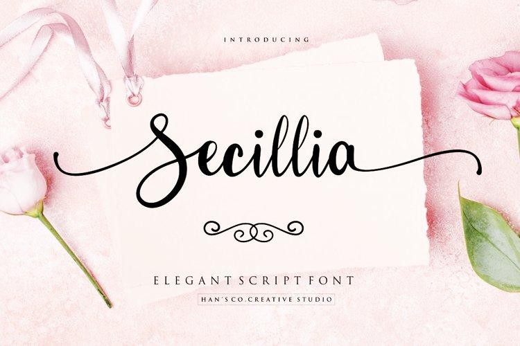 Secillia example image 1
