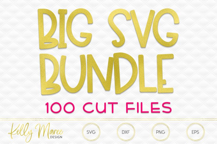 Big SVG Bundle