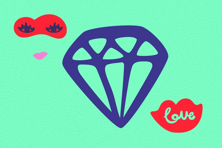 Valentine's Day Vector_part 01 example image 1