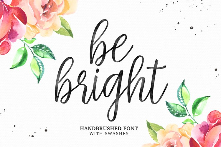 Be Bright example image 1