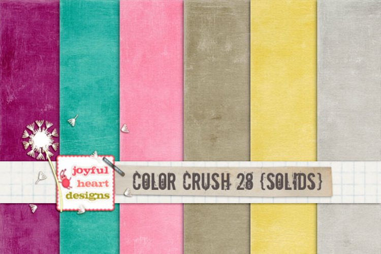 Color Crush 28 {solids} example image 1