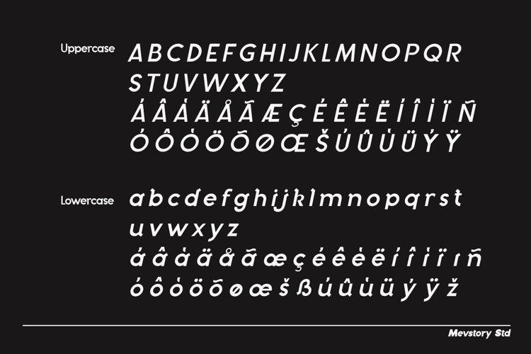Bechtlers Sans Serif example 4