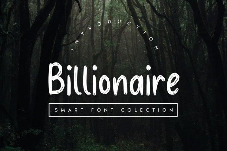 Billionaire example image 1