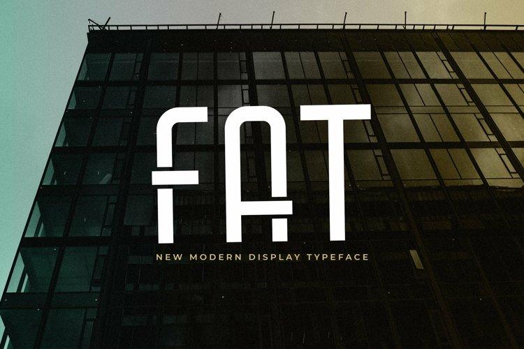 Web Font Fat