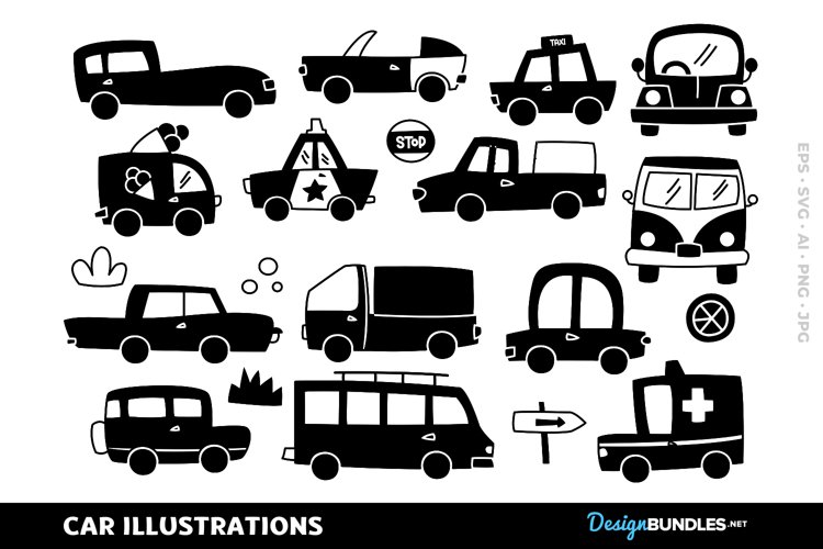 Car Illustrations