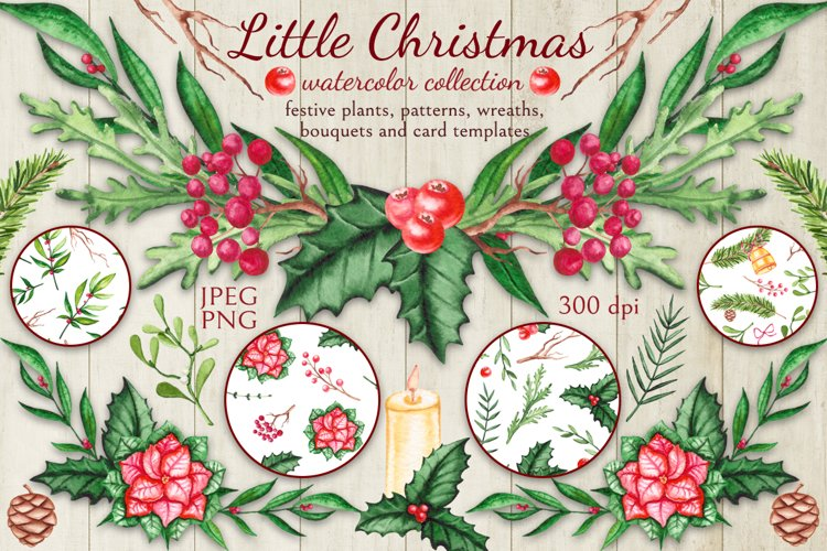 Little Christmas - Free Design of The Week Font