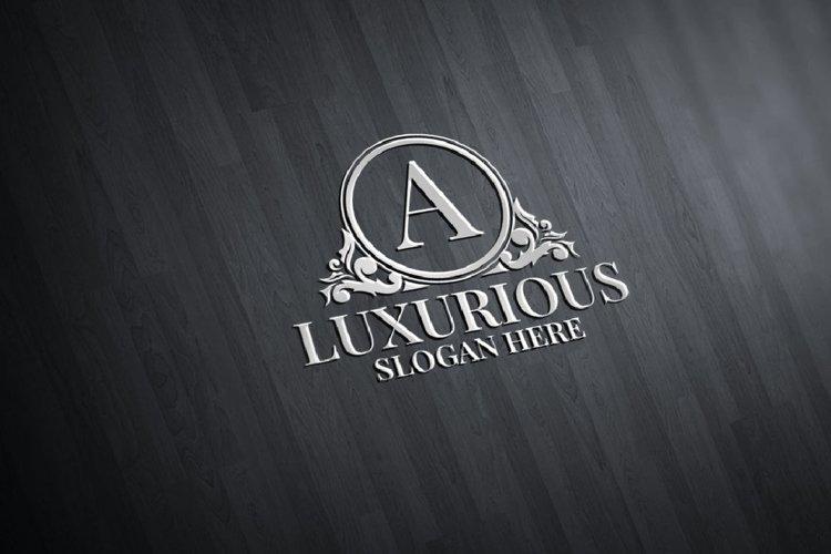 Luxurious Royal Logo 39 example image 1